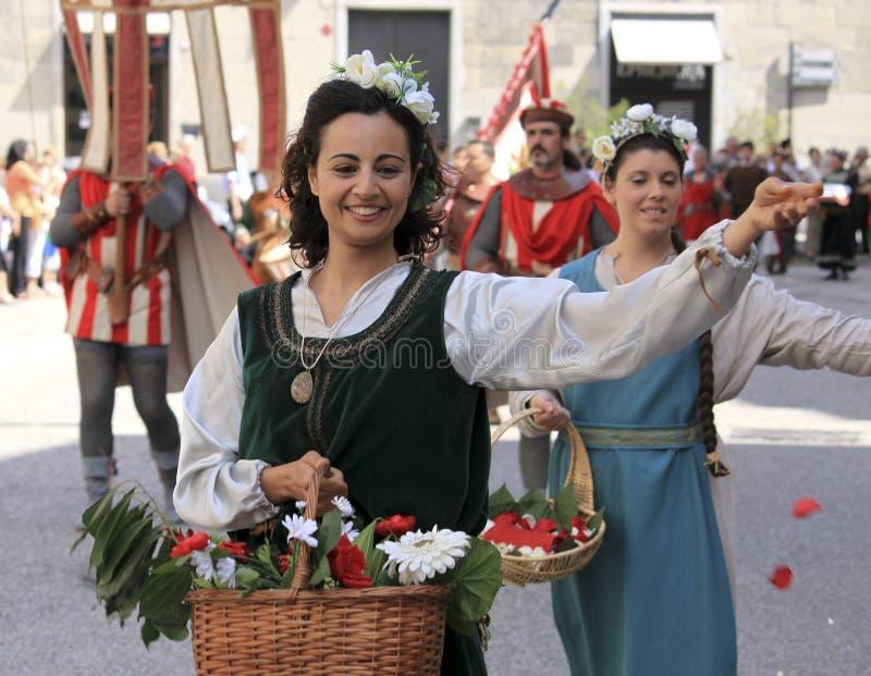 2010 стародедовских морских республик парада стоковая фотография
