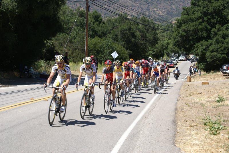 2010 AMGEN Ausflug von Kalifornien lizenzfreie stockbilder