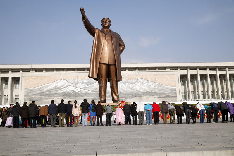 2010 dpr Korea fotografia royalty free