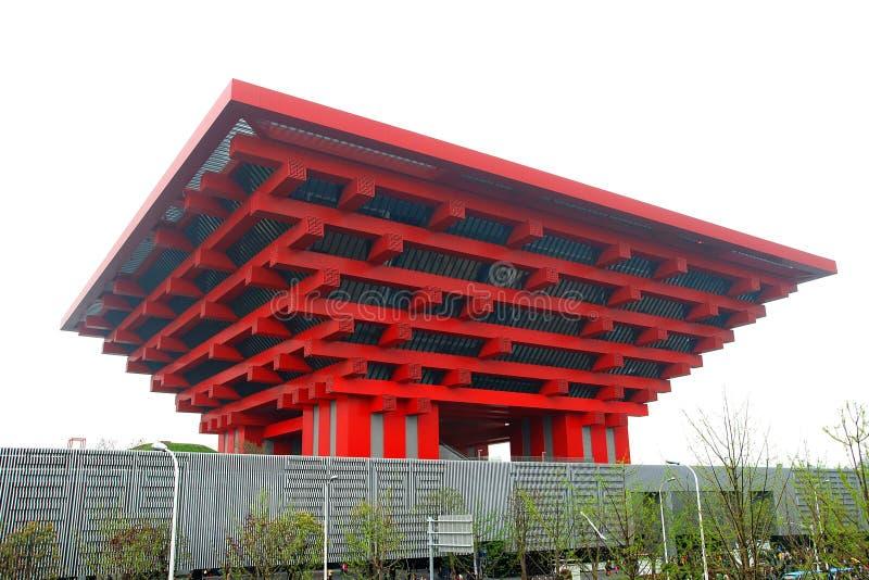 2010 EXPO Σαγγάη στοκ φωτογραφία με δικαίωμα ελεύθερης χρήσης