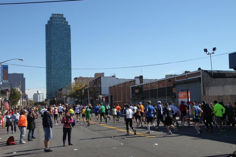 2010 maratonu nyc obraz stock