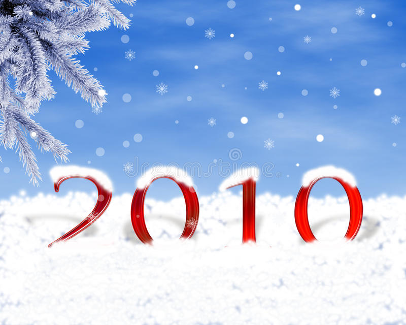 Download 2010. New Year's Date Stock Photos - Image: 11640143
