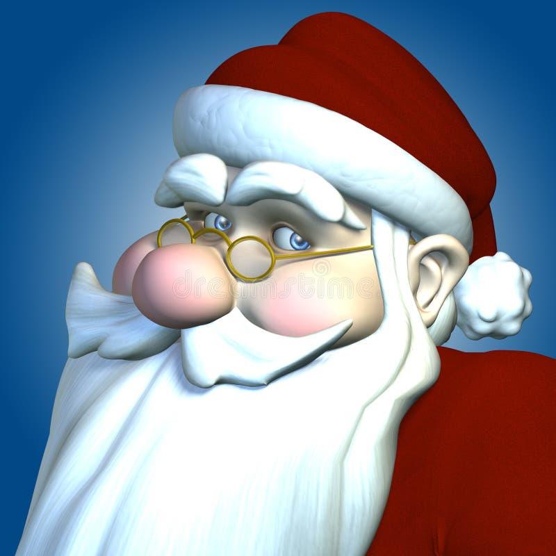 2010 Santa ilustracji