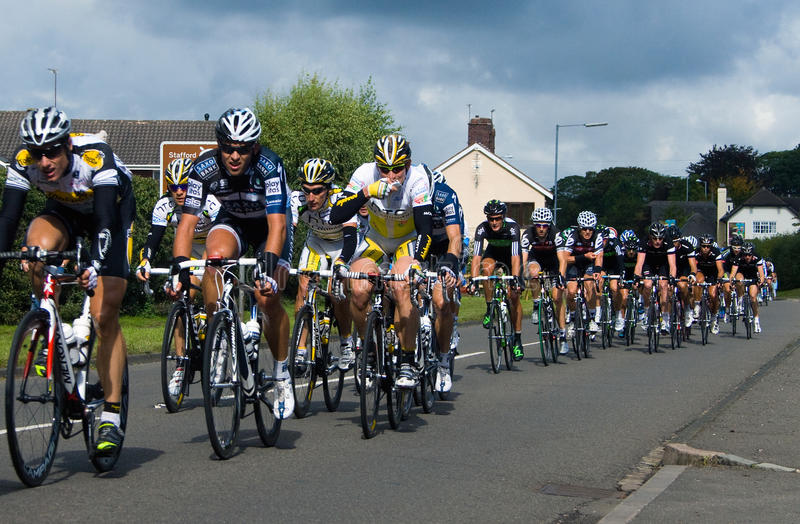 Download 2010 Tour of Britain editorial stock photo. Image of cyclist - 16021043
