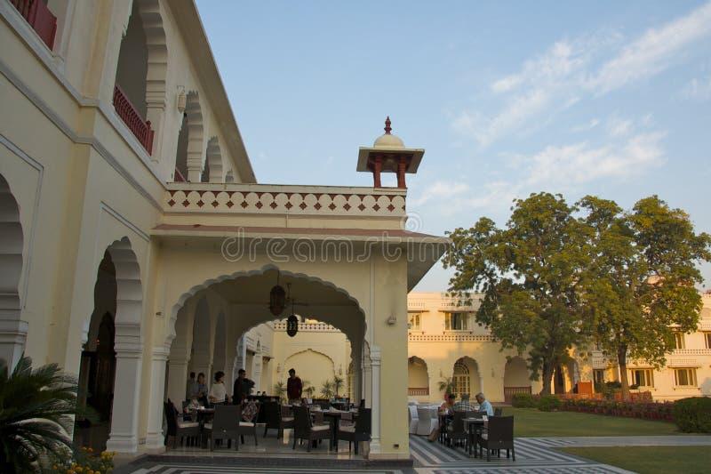 2011年印度斋浦尔11月 免版税库存图片