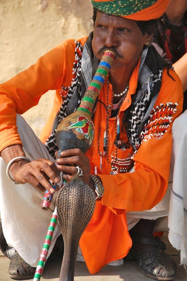 2011年印度斋浦尔11月 免版税图库摄影