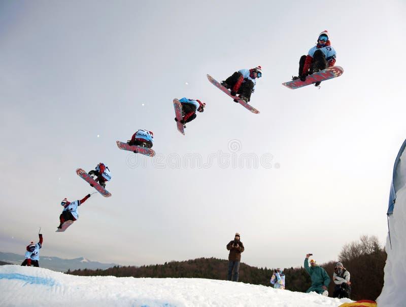 2011年自由式nokia斯洛伐克浏览valca 库存照片