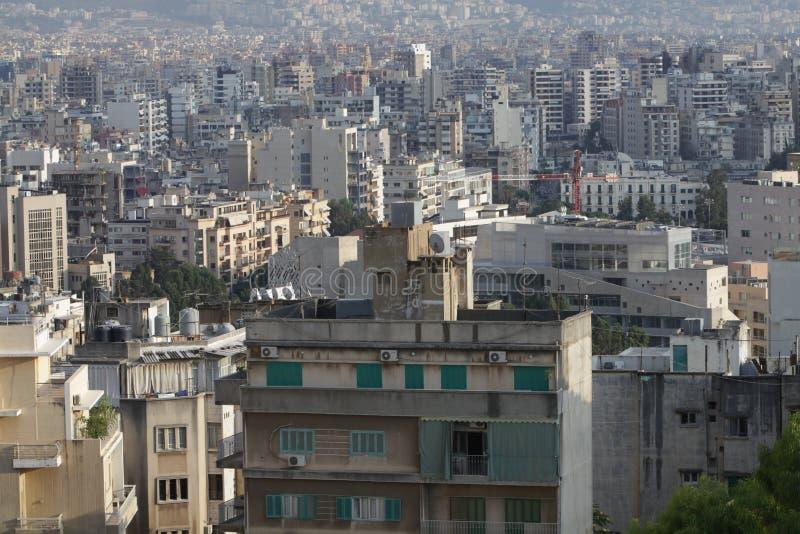 2011年贝鲁特黎巴嫩 免版税库存照片