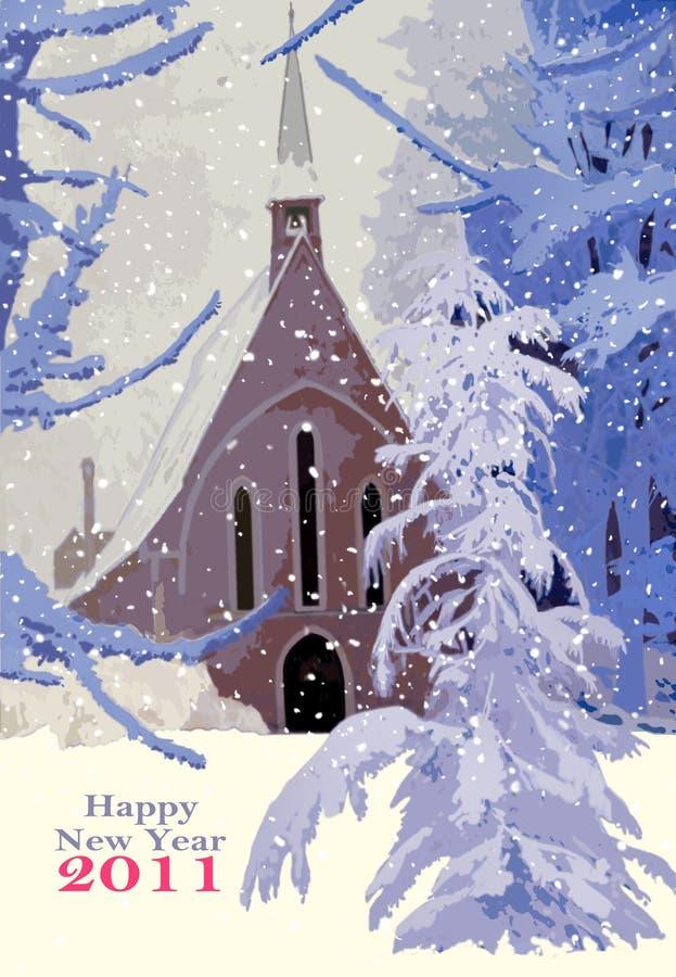 2011 ευτυχές ελεύθερη απεικόνιση δικαιώματος