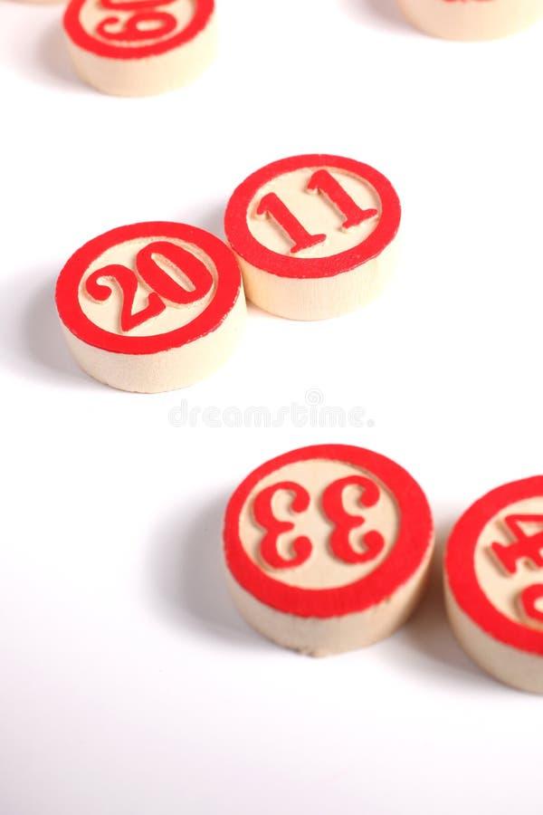 Free 2011 - Bingo Numbers Stock Photos - 16960133