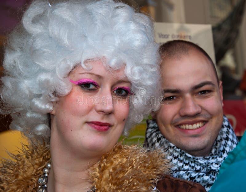 2011 Breda karnawału holandie obraz royalty free