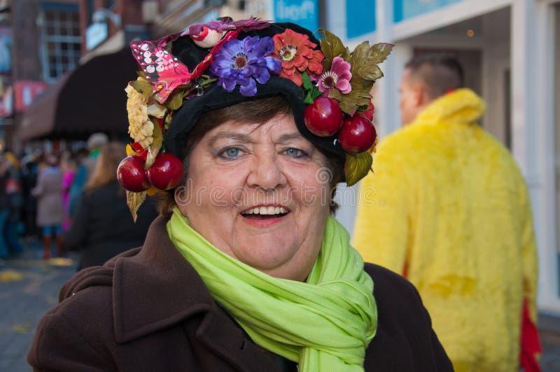 2011 Breda karnawału holandie zdjęcia stock
