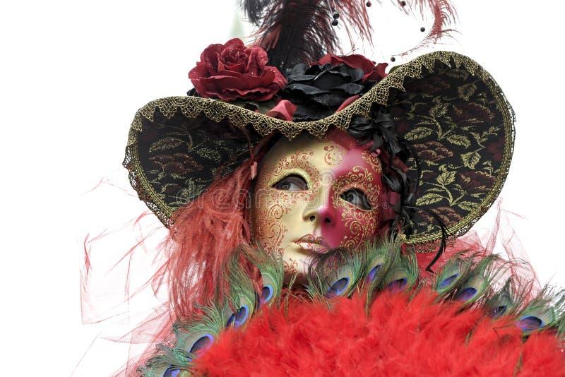 2011 Carnival of Venice stock photos