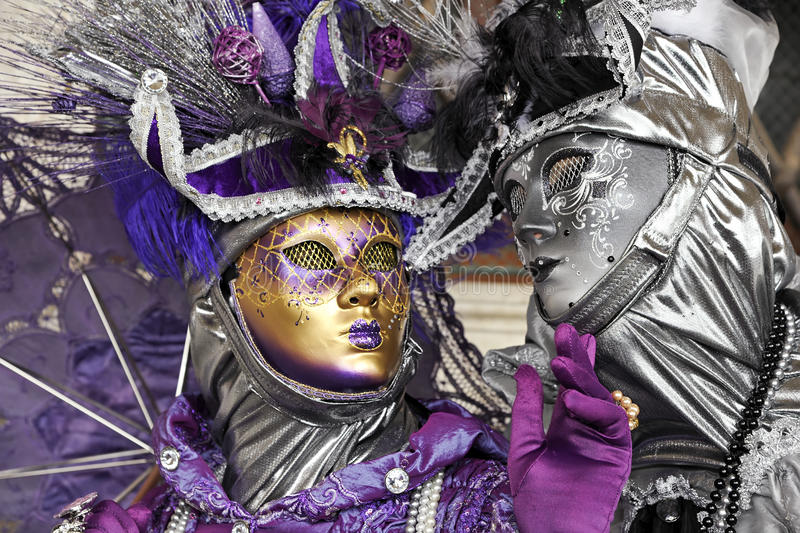 2011 Carnival of Venice royalty free stock images