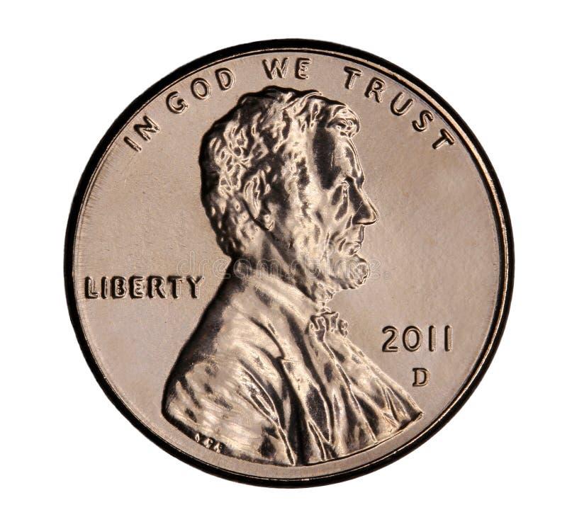 2011 centu stan jednoczący obraz stock