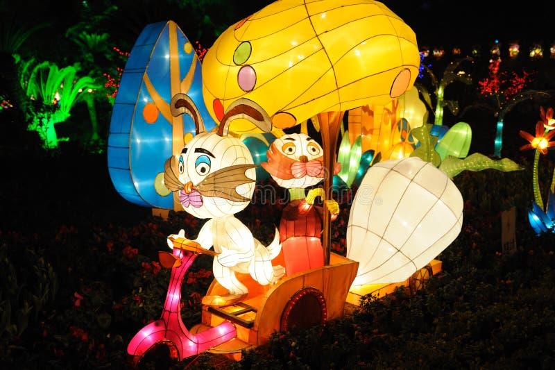 2011 Chengdu rok chiński uczciwy nowy świątynny obraz royalty free