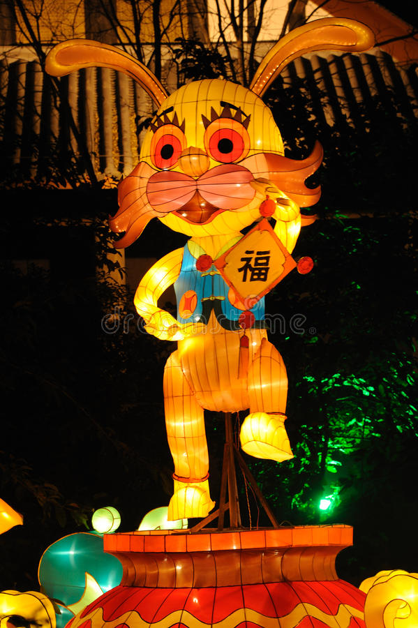 Download 2011 Chinese New Year Temple Fair In Chengdu Editorial Image - Image: 18109760