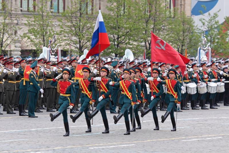 2011 dzień zwycięstwo zdjęcia royalty free
