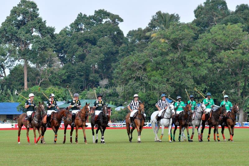2011 FIP POLO WORLD CUP stock photos