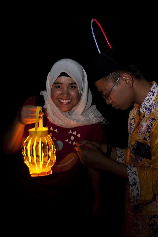 2011 firar jordtimmen malaysia s arkivfoton