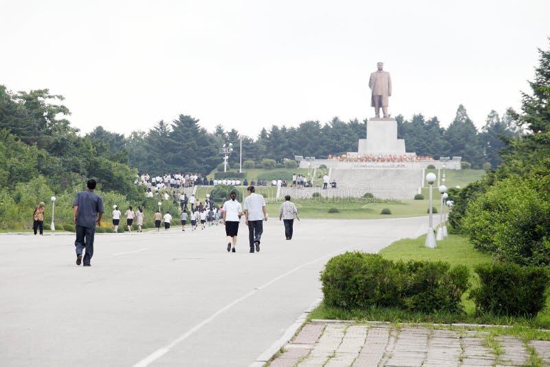 2011 Korea północ zdjęcia royalty free