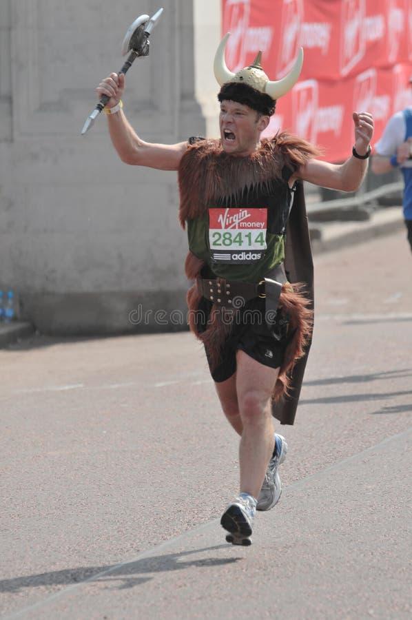 2011 London maratonu dziewica obrazy royalty free