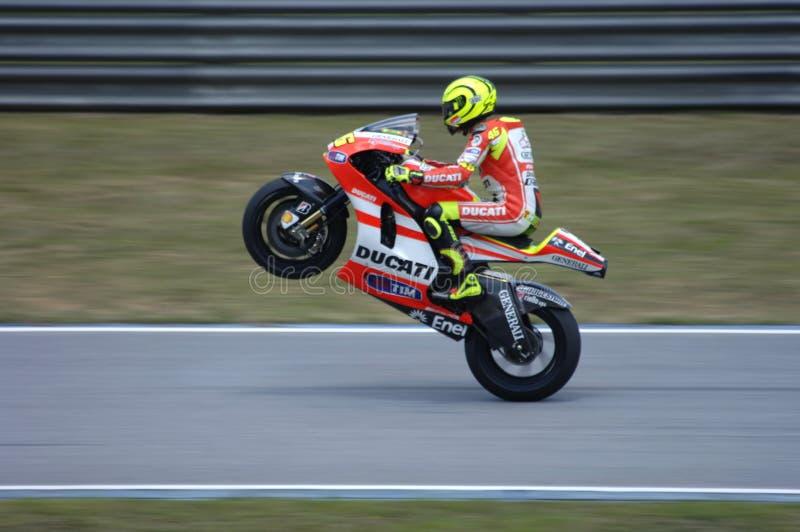 Download 2011 MOTOGP WINTER TESTING: VALENTINO ROSSI Editorial Photo - Image: 18941196