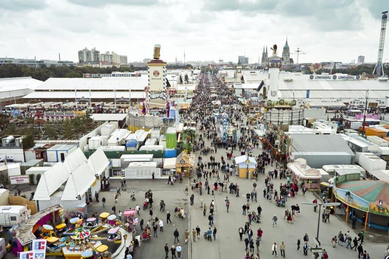 2011 Munich oktoberfest obrazy stock