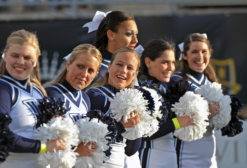 Download 2011 NCAA Football - Cheerleaders Editorial Photo - Image: 24033901