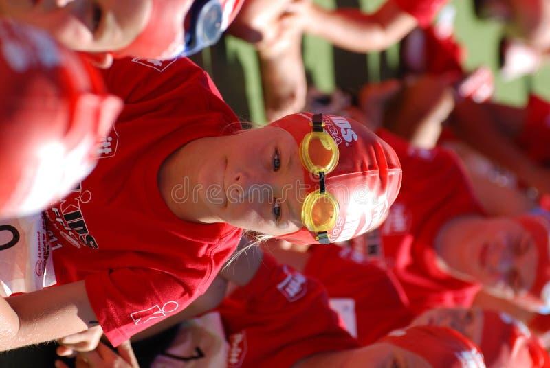 2011 południowi Africa ironkids zdjęcie royalty free