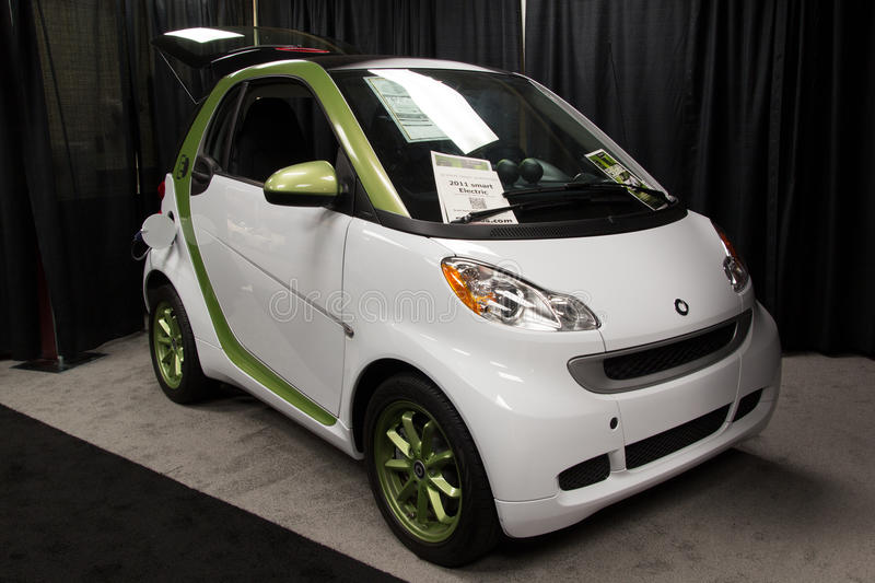 Download 2011 Smart Electric editorial photo. Image of florida - 24527516