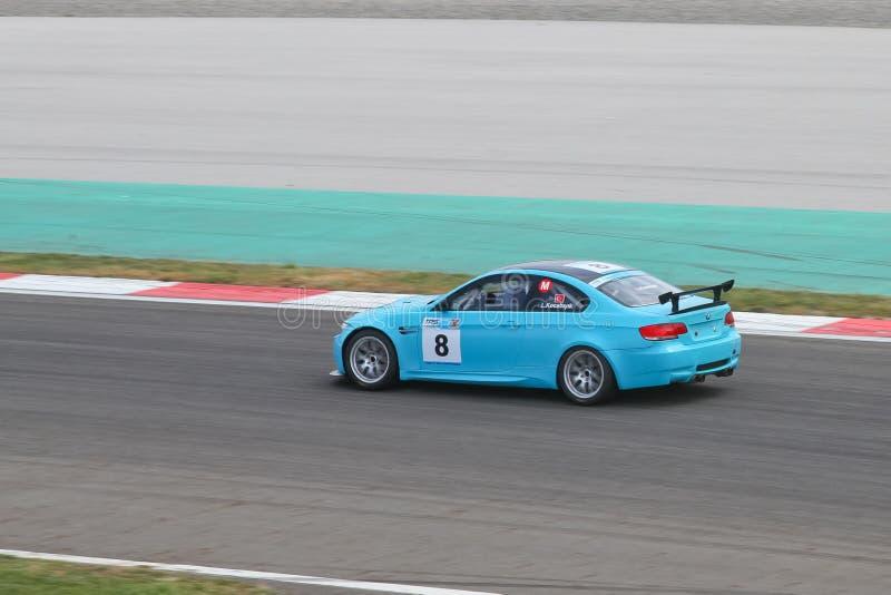 2012年游览土耳其的汽车冠军 图库摄影