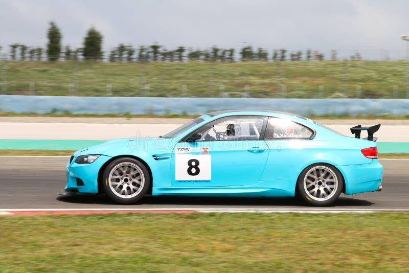 2012年游览土耳其的汽车冠军 免版税库存图片