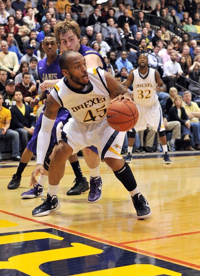 2012年篮球人ncaa s 图库摄影