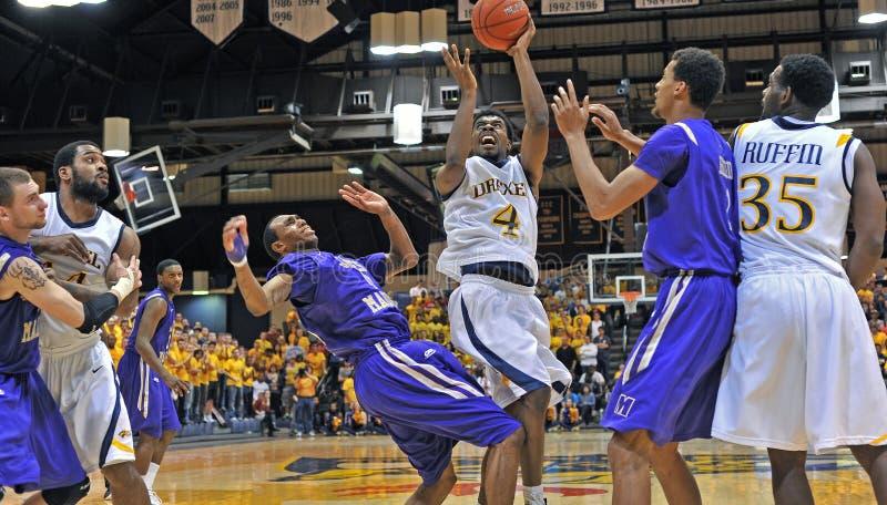 2012年篮球人ncaa s 免版税图库摄影
