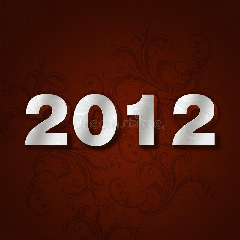 Download 2012编号 库存例证. 插画 包括有 学院, 维数, 抽象, 高亮度显示, 精美, 碱性, 排印错误, beautifuler - 22355026