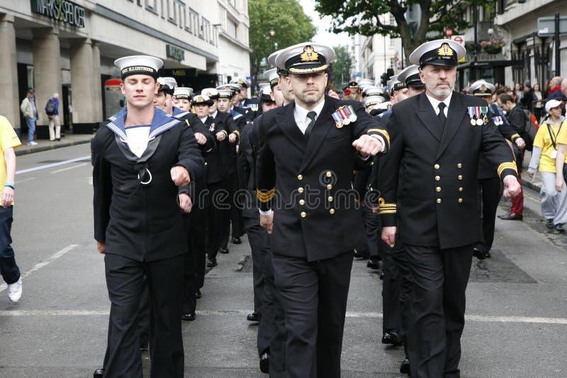 2012, гордость Лондон, Worldpride Редакционное Изображение