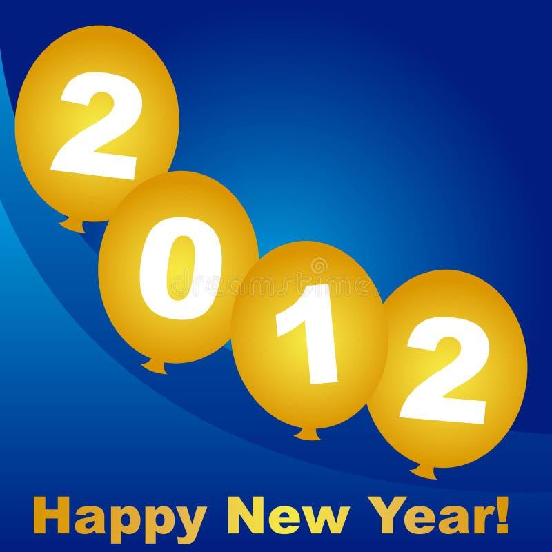 Download 2012 card stock vector. Image of graduation, begin, advertisement - 21850254