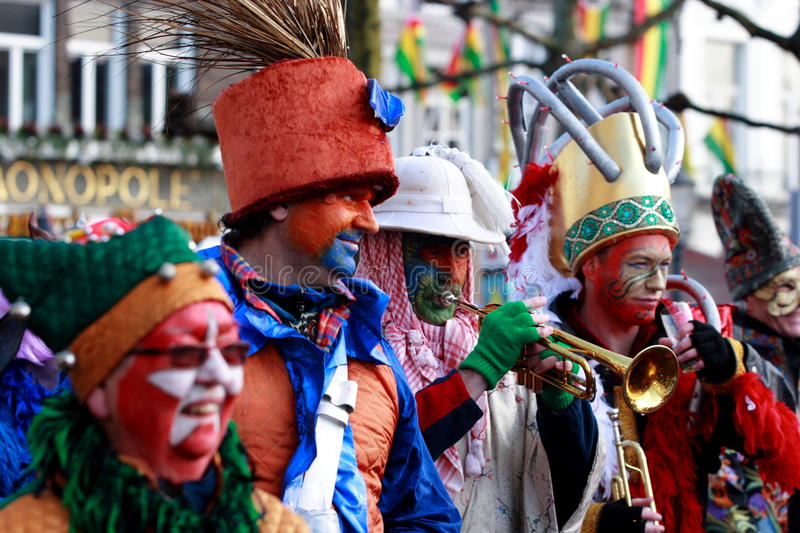 Download 2012 Carnival In Maastricht Editorial Stock Image - Image: 23483824