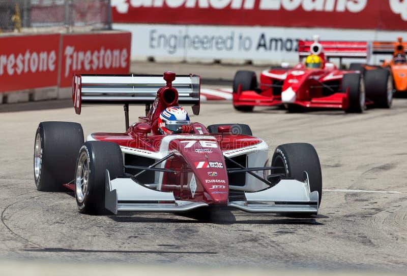 2012 Detroit Grand Prix Editorial Stock Image