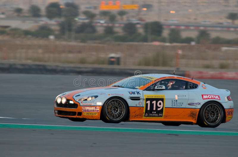 Download 2012 Dunlop 24 Hours Race In Dubai Editorial Photo - Image: 22974686