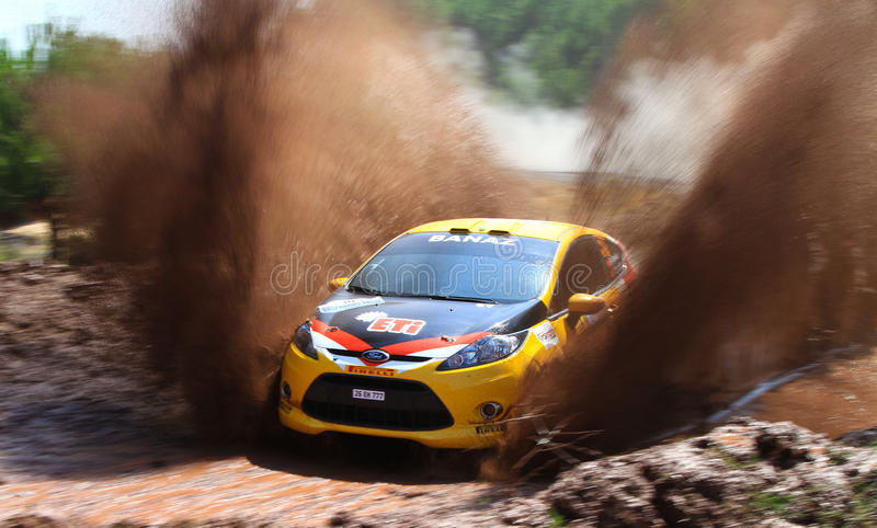 Download 2012 ERC Bosphorus Rally Editorial Photo - Image: 26619461