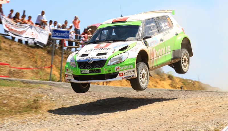 2012 ERC Bosphorus Rally