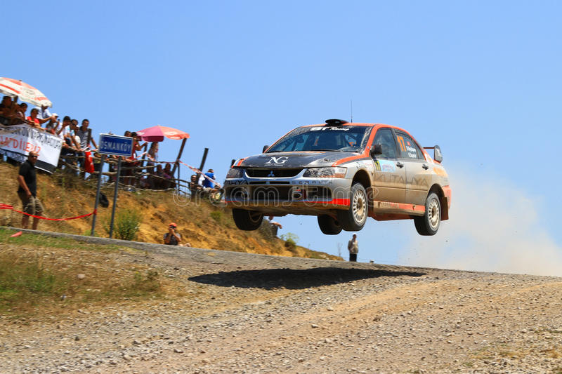 Download 2012 ERC Bosphorus Rally editorial photography. Image of high - 26619727