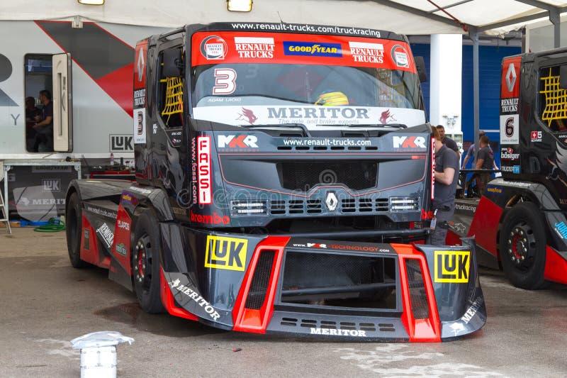 Download 2012 FIA European Truck Racing Championship Editorial Stock Photo - Image of racing, etrc: 25315328