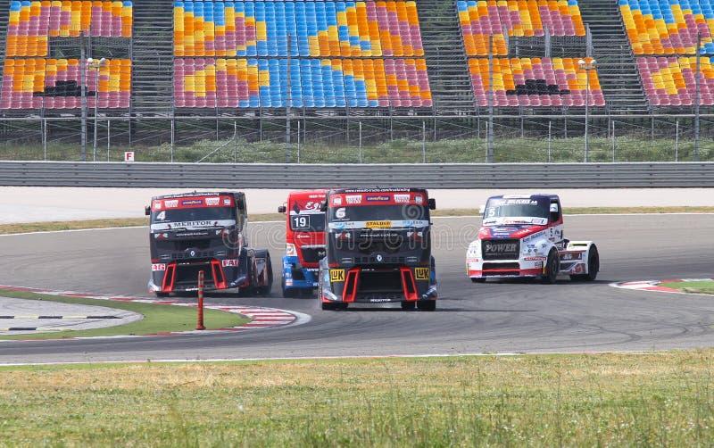 Download 2012 FIA European Truck Racing Championship Editorial Stock Photo - Image: 25317508