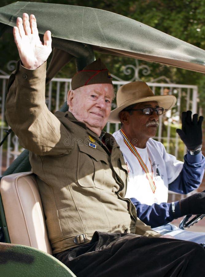 Download 2012 Fiesta Bowl Parade Army Veteran Editorial Image - Image: 28404495