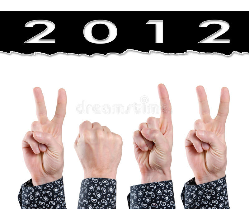 Download 2012 fingers stock photo. Image of fingers, concept, people - 22028192