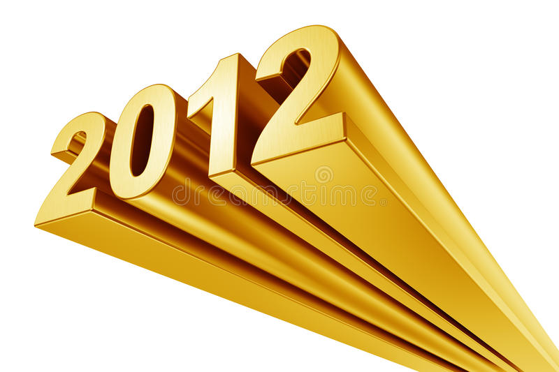2012 in gold