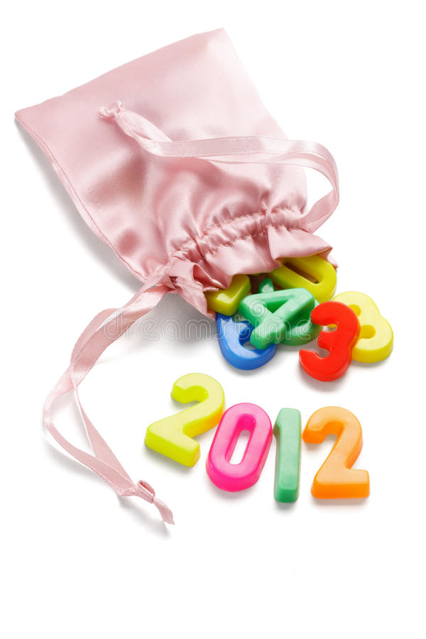 Download 2012 Happy New Year stock photo. Image of background - 20438302